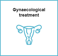 Gynaecological treatment.