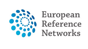 ERN- European Reference Networks logo.